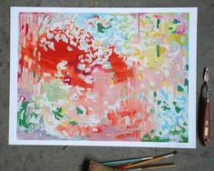 Laura Print. $35.00, via Etsy.