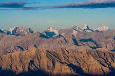 View the Himalayas Stok Kangri.