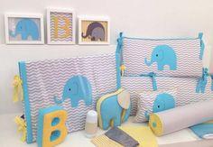 Agora te damos a possibilidade de montar o quarto do seu bebê da maneira que você sonhar! Estamos aqui para te ajudar a receber seu bebê, desde a maternidade até o quarto aconchegante. Nossa Linha baby oferece à todas as os seguintes produtos que irão ajudar a compor o quartinho do seu bebê: - 3 Protetores - 350,00 (1 cabeceira e duas laterais) - Protetores com aplique - 380,00 (1 cabeceira com aplique e duas laterais) - Rolo para os pés/ peseira - 80,00 - Saia do berço - 110,00 ...