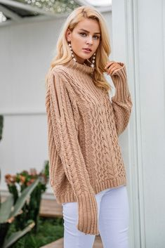 Buy Nakome Cold-Shoulder Sweater at Bijou Blossoms for only $37.00 USD