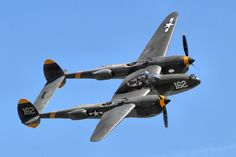 https://flic.kr/p/nMqx4j | P38 Lightning - Chino Airshow 2014