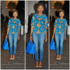Lovely Blue and White Shweshwe dresses for 2019 African Inspired Fashion, African Print Fashion, Africa Fashion, Ethnic Fashion, Fashion Prints, African Prints, Men's Fashion, Ankara Fashion, Fashion Styles