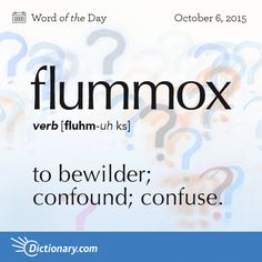 How often do you find yourself flummoxed by strange-sounding words? Fancy Words, Words To Use, New Words, Cool Words, Unusual Words, Rare Words, Unique Words, Foreign Words, Dictionary Words