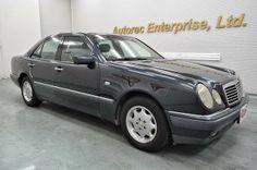Japanese vehicles to the world: 1998 Mercedes Benz E240 RHD for Uganda to Mombasa