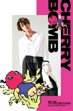 i love cherry bomb ^,^ its such an amazing song! nct is making such wonderful music i love them soooo much! nct hwaiting! saranghae! ❤️
