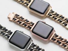 Bezel and Bytes Apple Watch Bands