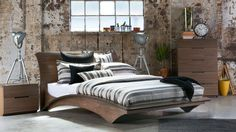 Harvey Norman has a huge range of beds, frames and suites available from top brands like Sealy, Sleep Maker and more. Queen Bedroom Suite, Bedroom Bed, Dream Bedroom, Bedroom Furniture, Master Bedroom, Dark Wood Bed, New Beds, Queen Beds, Inspired Homes