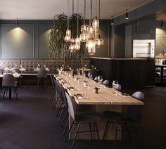 AMP Pendant lamp & Table lamp - Normann Copenhagen