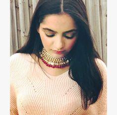 "Avneet Kohar on Instagram: ""Grab this beautiful kundan choker for coming festive season 🌺  DM or whatsapp to order (+61)0406534573"" India Jewelry, Indian Attire, Festive, Chokers, Beautiful, Instagram, Fashion, Moda, Fashion Styles"
