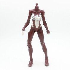 Marvel Legends Infinite Series SPIDER WOMAN Hobgoblin Without Head XD43: $5.99 (0 Bids) End Date: Sunday Apr-8-2018 18:20:20 PDT Bid now |…