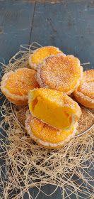 Alquimia dos Tachos: Suspiros de Amantes Spanish Desserts, Portuguese Desserts, Portuguese Recipes, Mini Desserts, Cookie Desserts, Portuguese Food, Sweet Recipes, Cake Recipes, Vegan Recipes