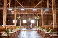 Vintage Eclectic Mint & Green Barn Wedding via TheELD.com   Meg Darket Photography