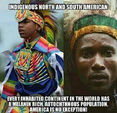 Autochthonous Americas