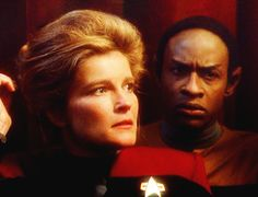 Janeway, Tuvok