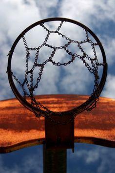 Basketball Hoop by katherine lynn, via Flickr