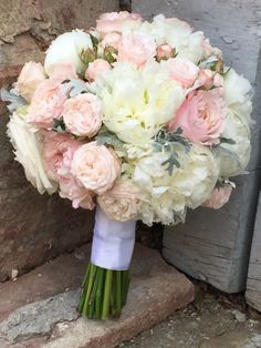 Soft bouquet