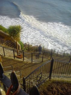 ~ South Beach on a November day in 2014 ~ Tenby ~ Pembrokeshire ~ Wales ~ Uk ~