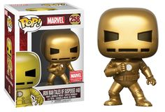 Marvel Iron Man (Tales of Suspense Vinyl Bobble-Head Exclusive Corps w/ Pop Protector from Partytoyz Inc. Share and compare all Toys. Pop Vinyl Figures, Funko Pop Figures, Legos, Iron Man Pop, Funko Pop Dolls, Avengers, Tales Of Suspense, Funk Pop, Marvel Collector Corps