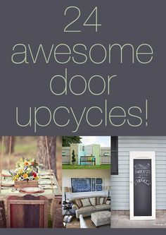 24 awesome door upcycles!