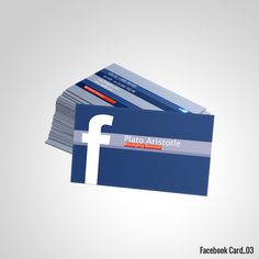 Facebook business card facebook standard business cards facebook business card facebook standard business cards pinterest facebook business and business cards colourmoves