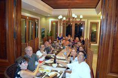 Family Vacationing at Villa Tuscany Mansion in Puerto Rico