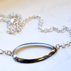 Kehrä-kaulakoru By EKORU by Laurase Bangles, Bracelets, Necklaces, Store, Jewelry, Fashion, Moda, Jewlery, Jewerly