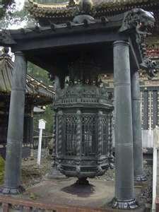 toshugu shrine, nikko, japan