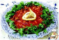 Etli Bamya (Amasya) - Yemek Tarifleri - m.lezzetler.com