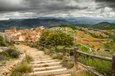 Vista de Morera del Montsant by Jorge C. Garcia  on 500px