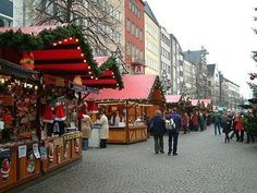 The 'Alter Markt' Christmas Market in Cologne - Cologne Christmas Markets Germany, Christmas Markets Europe, Winter Holidays, Christmas Holidays, Christmas Decorations, German Christmas, Christmas Images, Best Travel Deals, Winter Magic