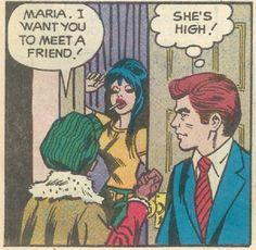 Veronica: the dark years