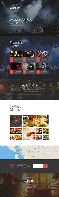 Check out the technical specifics, testimonials and hosting requirements before you buy this premium Cafe Responsive Website Template ( Take pleasure in straightforward yet highly effective design. Web Themes, Website Themes, Corporate Website Templates, Restaurant Website Design, News Website Design, Web Design Software, Web Inspiration, Beef Steak, Pork Roast