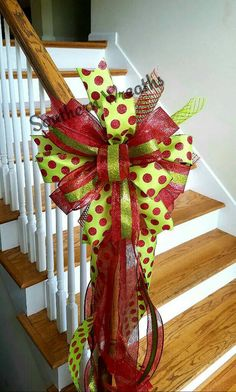 Check out this item in my Etsy shop https://www.etsy.com/listing/461387188/christmas-tree-topper-large-tree-bow-red