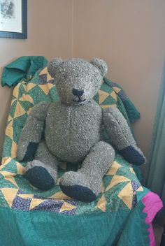 Big Bear Made for my Grandson