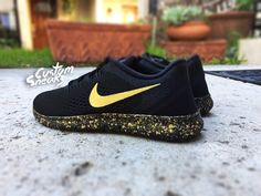 798785d90f706 Items similar to Custom Nike Free Run