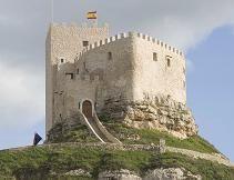 Castillo de Curiel de Duero, Valladolid