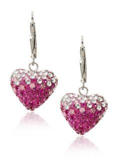 Jacmel Jewelry Heart Earrings