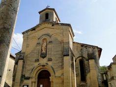 Eglise Sanilhac Sagriès