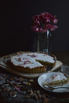 caramel queen tart