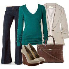 Encuentra el look más adecuado para todos tus eventos dentro de tu trabajo. Para que demuestres quién manda cuando se trata de vestir con estilo. Como vestir para una presentación Te recomendamos e...