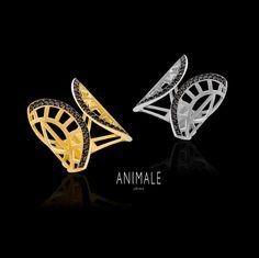 Coleção Animale Joias   Anel Relíquia