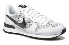 Deportivas Nike W Internationalist Print vista 3/4