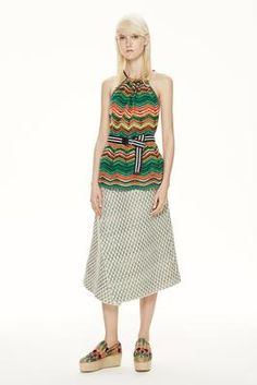 M Missoni Resort 2015 Fashion Show: Complete Collection - Style.com