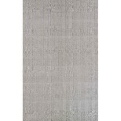 5x8 - $79 Found it at AllModern - Calvert Hand-Woven Gray Mathew Area Rug