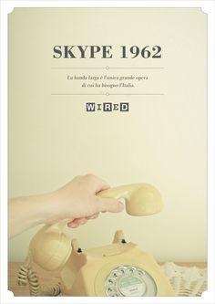 Skype 1962- vintage image