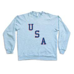 Flyover Press 1960 USA Olympic Sweatshirt