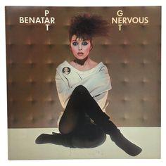 Vinyl Record   PAT BENATAR GET NERVOUS