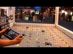 Wikipad + Parrot Drone Demo - http://bestdronestobuy.com/wikipad-parrot-drone-demo/