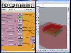 This tutorial video presents a grasshopper file and workflow integrated with DIVA for Rhino (a daylighting and energy modeling plug-in for Rhinoceros).  This tutorial was developed to demonstrate how to use these tools to perform parameterized daylighting and solar analysis for a simple single-zone space. The tutorial is intended as an introduction to the basics of parameterization and linkage to the DIVA plugin for analysis.