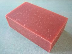 Blood Orange and Bergamot Bar Soap with Coconut by maltameadows, $5.95